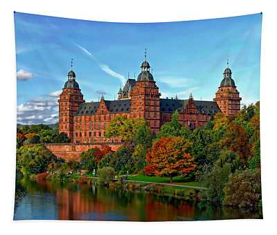 Schloss Johannisburg Tapestry