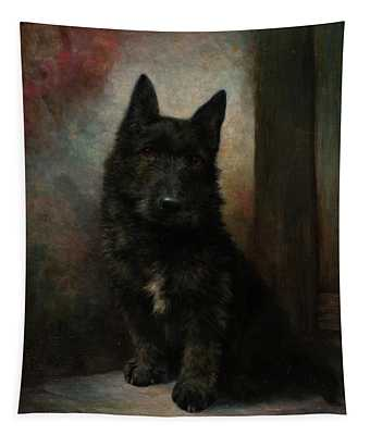 Scottie Tapestry