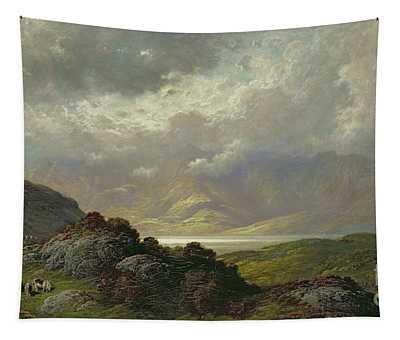 Scottish Landscape Tapestry