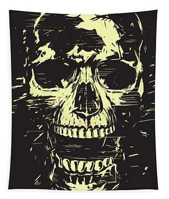 Scream Tapestry