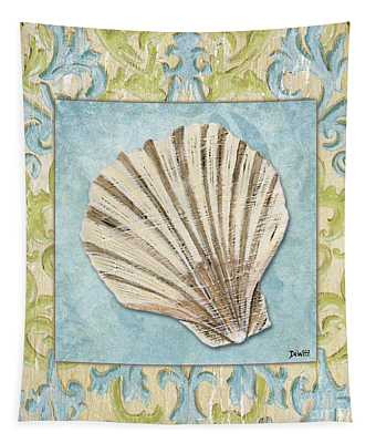 Sea Spa Bath 1 Tapestry