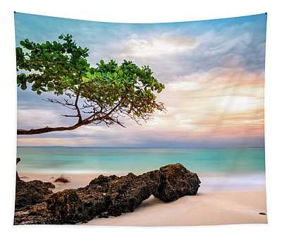 Seagrape Tree Tapestry