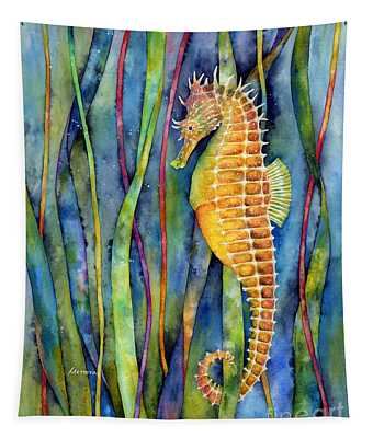 Seahorse Tapestry