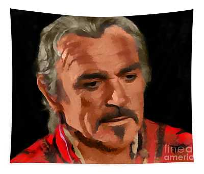 Sean Connery Collection - 2 Tapestry