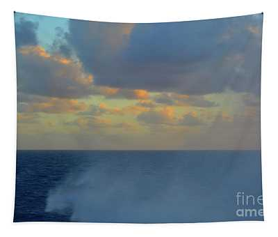 Seas The Day Tapestry