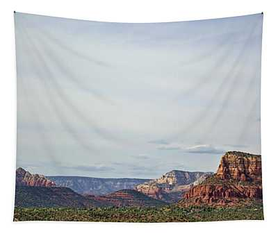 Sedona Arizona Panorama I Tapestry