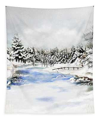 Seeley Montana Winter Tapestry