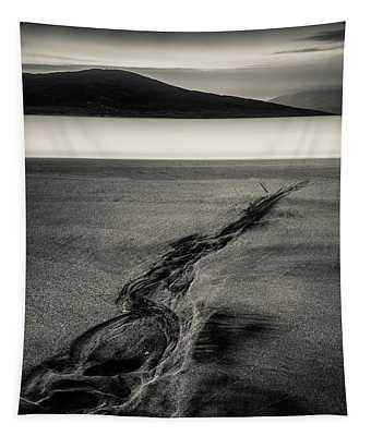 Seilebost Sand Tracks Tapestry