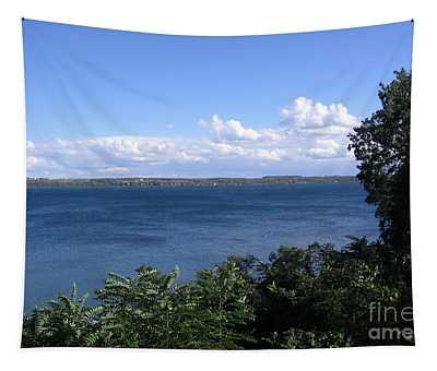 Seneca Lake Finger Lakes New York Tapestry