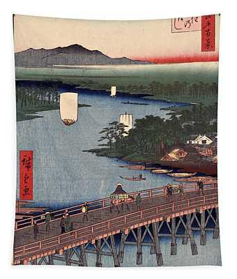 Senju No Oubashi Tapestry