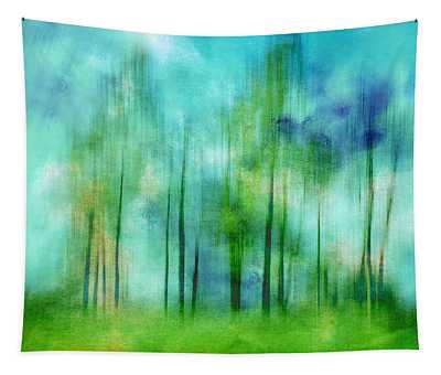 Sense Of Summer Tapestry