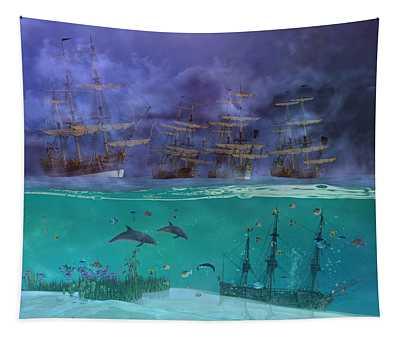 Serenity Point Tapestry