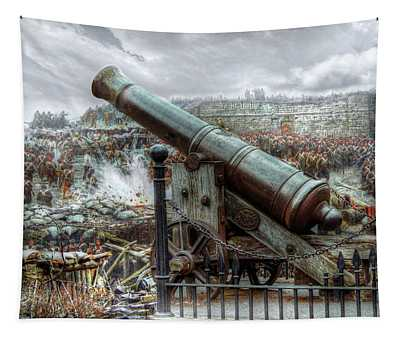 Sevastopol Cannon 1855 Tapestry
