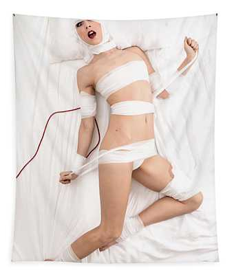 Sexy Patient Tapestry