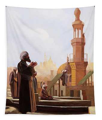 Sguardo Al Cielo Tapestry