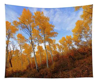 Shadowed Hill Tapestry