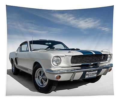 Shelby Mustang Gt350 Tapestry