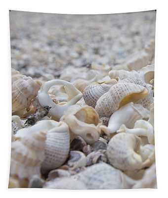 Shells 3 Tapestry