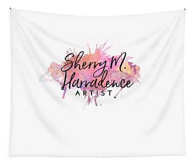 Sherry Harradence Artist Tapestry