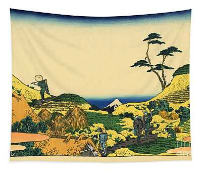 Shimomeguro Tapestry
