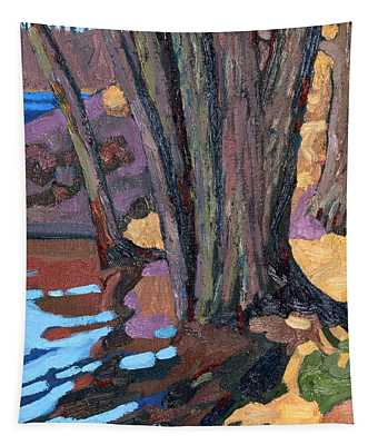 Shoreline Maples Tapestry