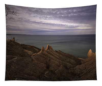 Shoreline Sentries Tapestry