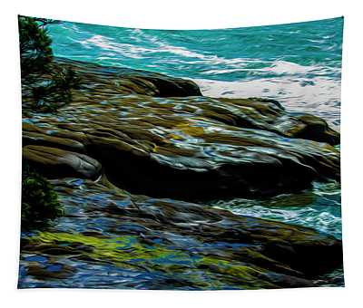 Shoreline  Tapestry