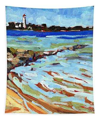 Short Dock Tapestry