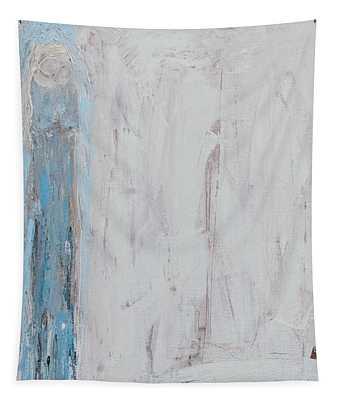 Shy Angel Tapestry