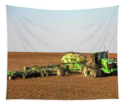 Side Hill Seeding Tapestry