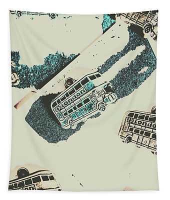Sightseeing Scrapbook Tapestry