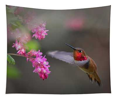 Sign Of Spring Tapestry