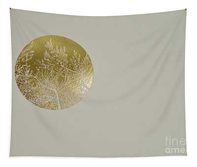 Silent Olive Tapestry
