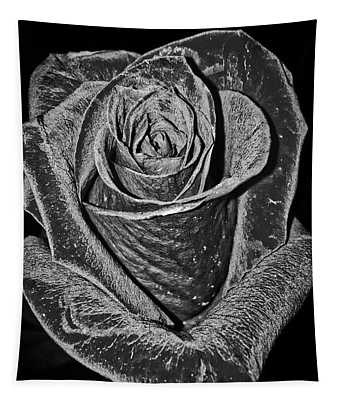 Silver Rose Tapestry