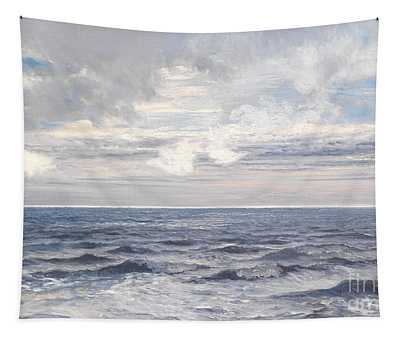 Silver Sea Tapestry
