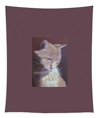 Simba, Best Cat. Tapestry
