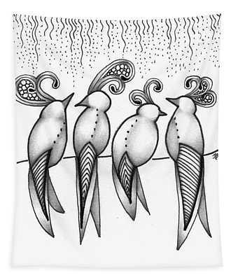Singin' In The Rain Tapestry