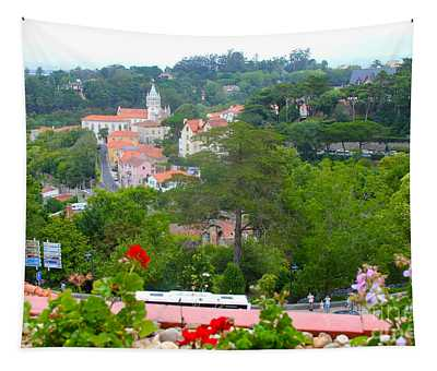 Sintra View Tapestry
