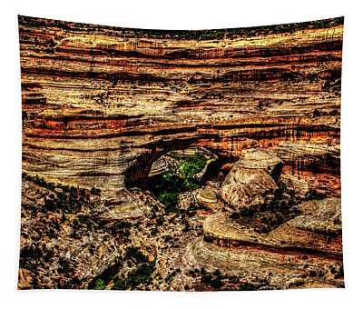 Sipapu Bridge No. 2 Tapestry