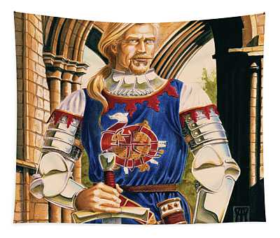 Sir Dinadan Tapestries
