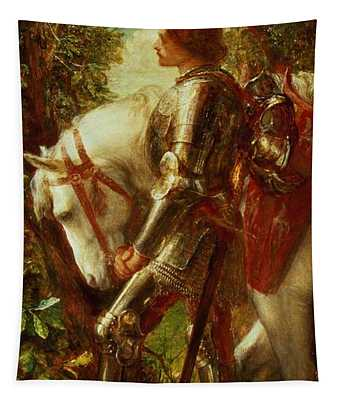 Knights Wall Tapestries