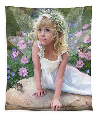 Sissy Fairy Tapestry