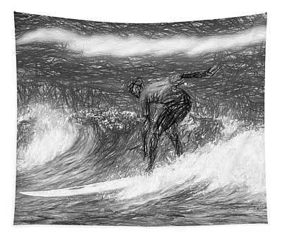 Sketch A Wave Tapestry
