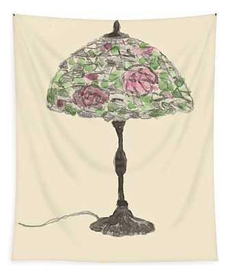 Sketchbook - Lamp Tapestry