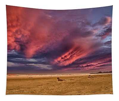 Sky Drama Tapestry