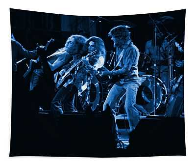 Blues In Spokane Tapestry