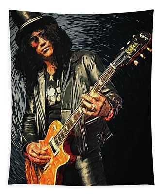 Slash Tapestry