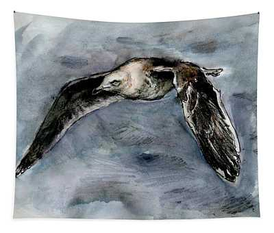 Slaty-backed Gull Tapestry