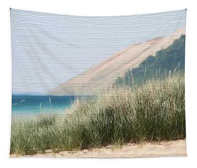 Sleeping Bear Sand Dune Tapestry