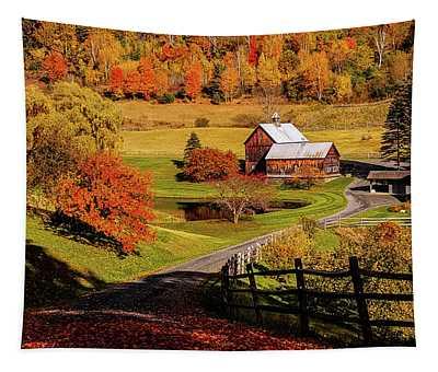Sleepy Hollow - Pomfret Vermont-2 Tapestry